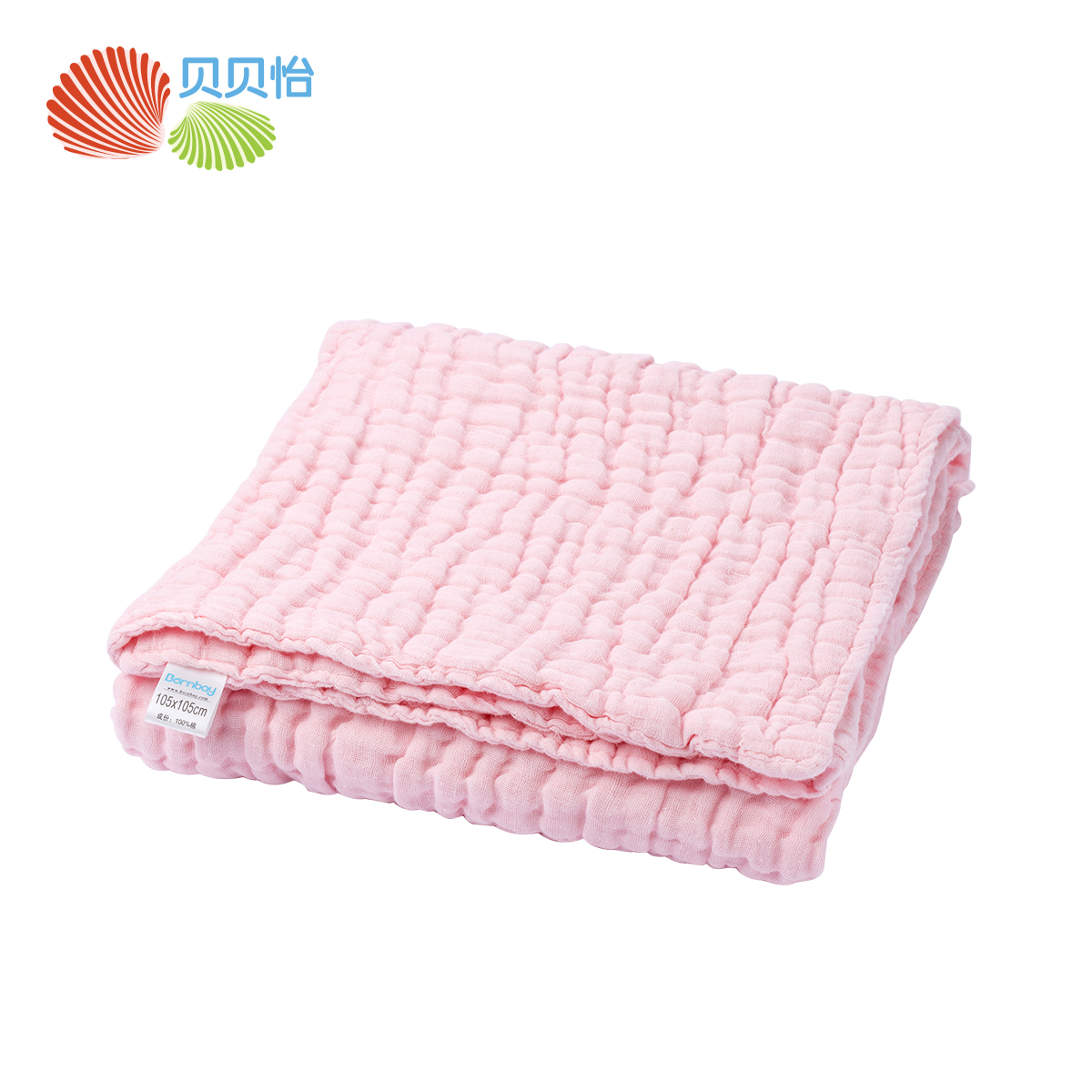 Beibei yi newborn baby summer baby supplies baby 6 layers of gauze baby bath towel cotton super soft absorbent 151P078