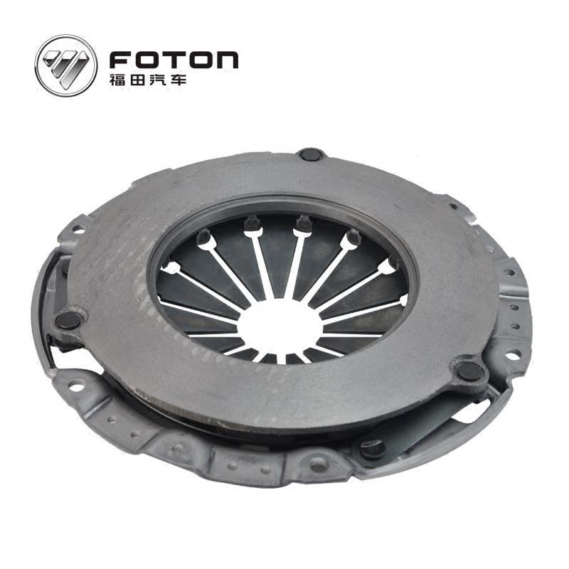 Beiqi foton motor accessories 493 engine clutch clutch pressure plate and shell assembly E049308000009