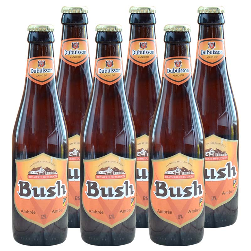 Image result for bush beer belgium