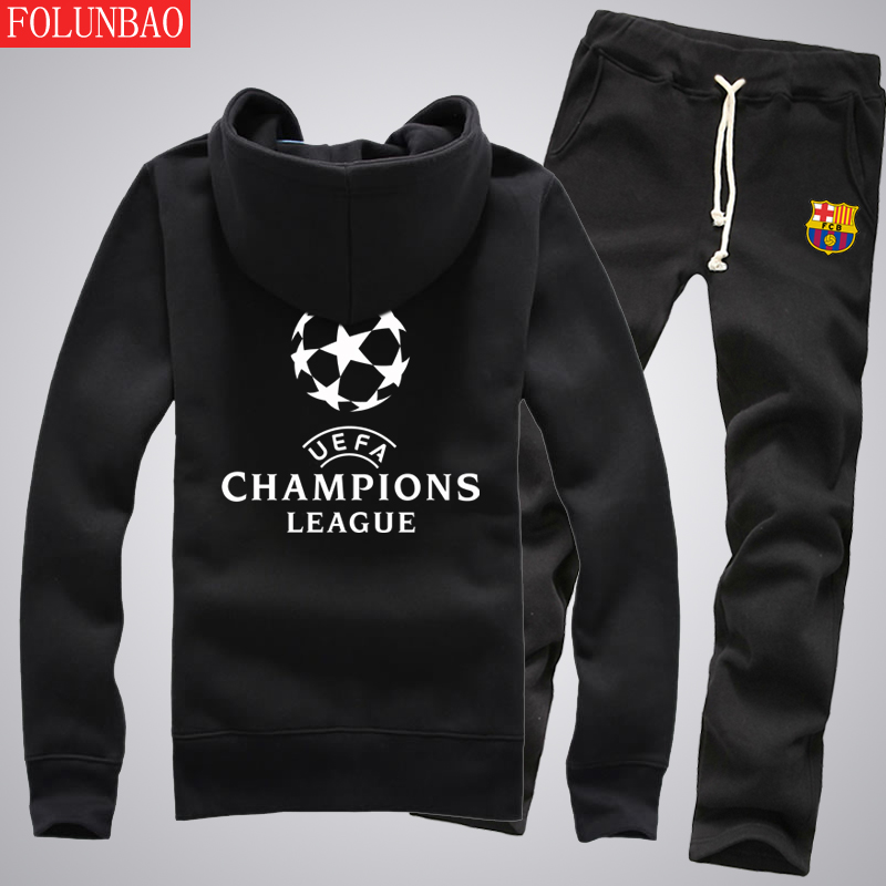 Bell j lo c ronaldo real madrid in the champions league on 7 messi barcelona football clothes student influx of spring and autumn paragraph boys sweater suit