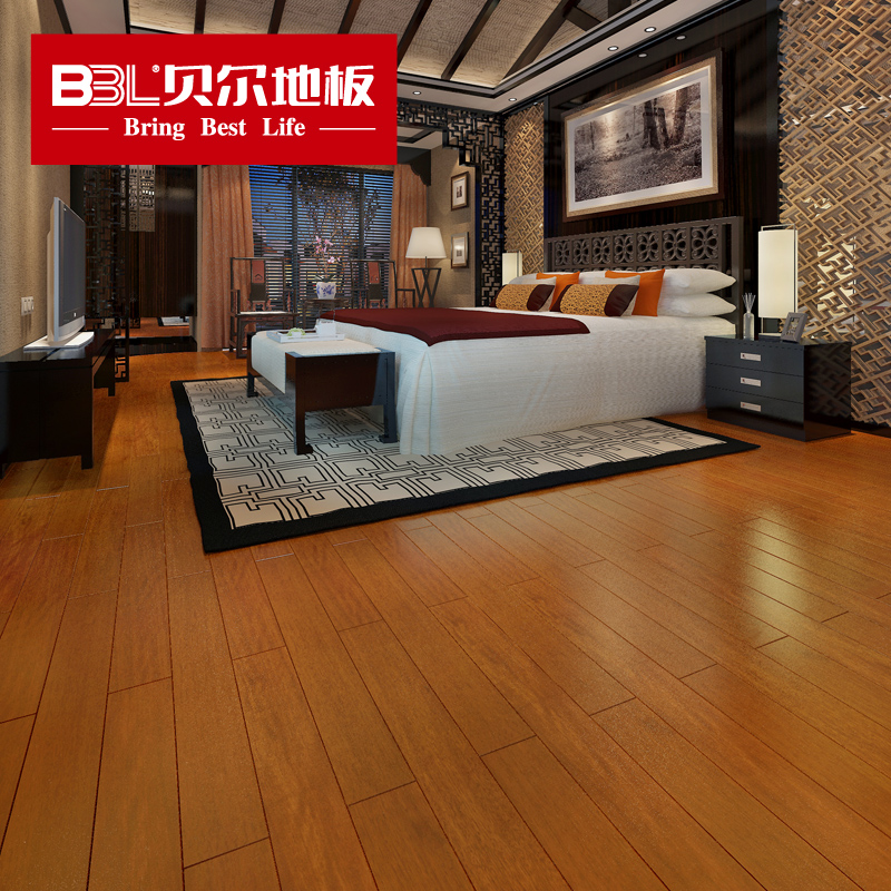 Bell pometia pure solid wood flooring merbau logs southeast asia factory direct cairo past