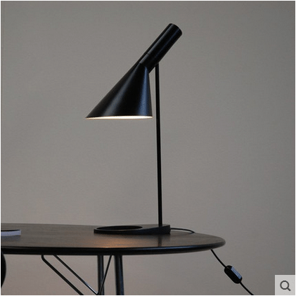 Ben choi door diagonal aj table lamp modern minimalist creative personality living room dining room den bedroom bedside lamp promotion