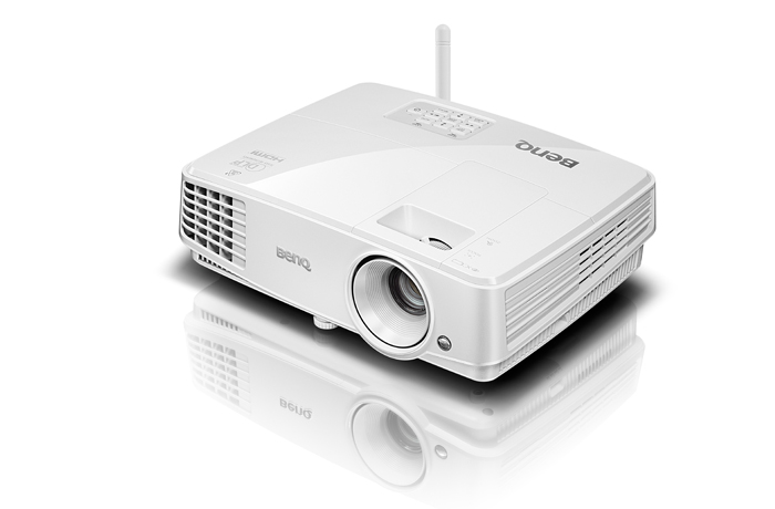 Benq/e500 benq projector business smart usb direct reading wireless transmission business will be proposed training projector