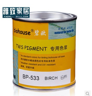 Biotherm coverage color indoor and outdoor wood wax special paste color paint wood furniture paint color paste paste