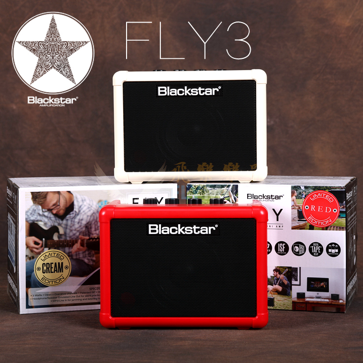 Black star blackstar fly3 3 w/id core beam multifunction mini mini guitar amp