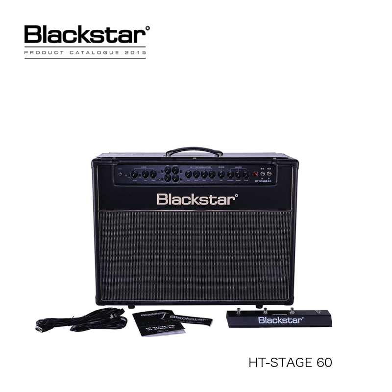 Black star blackstar ht 100 h tube guitar amplifier stage 60 combo box head