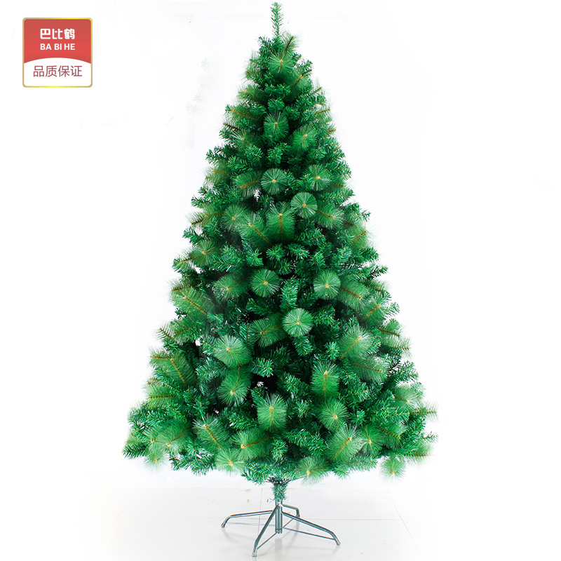 Bobby crane christmas tree pine needles mixed encryption christmas tree christmas decorations christmas tree 1.8 m