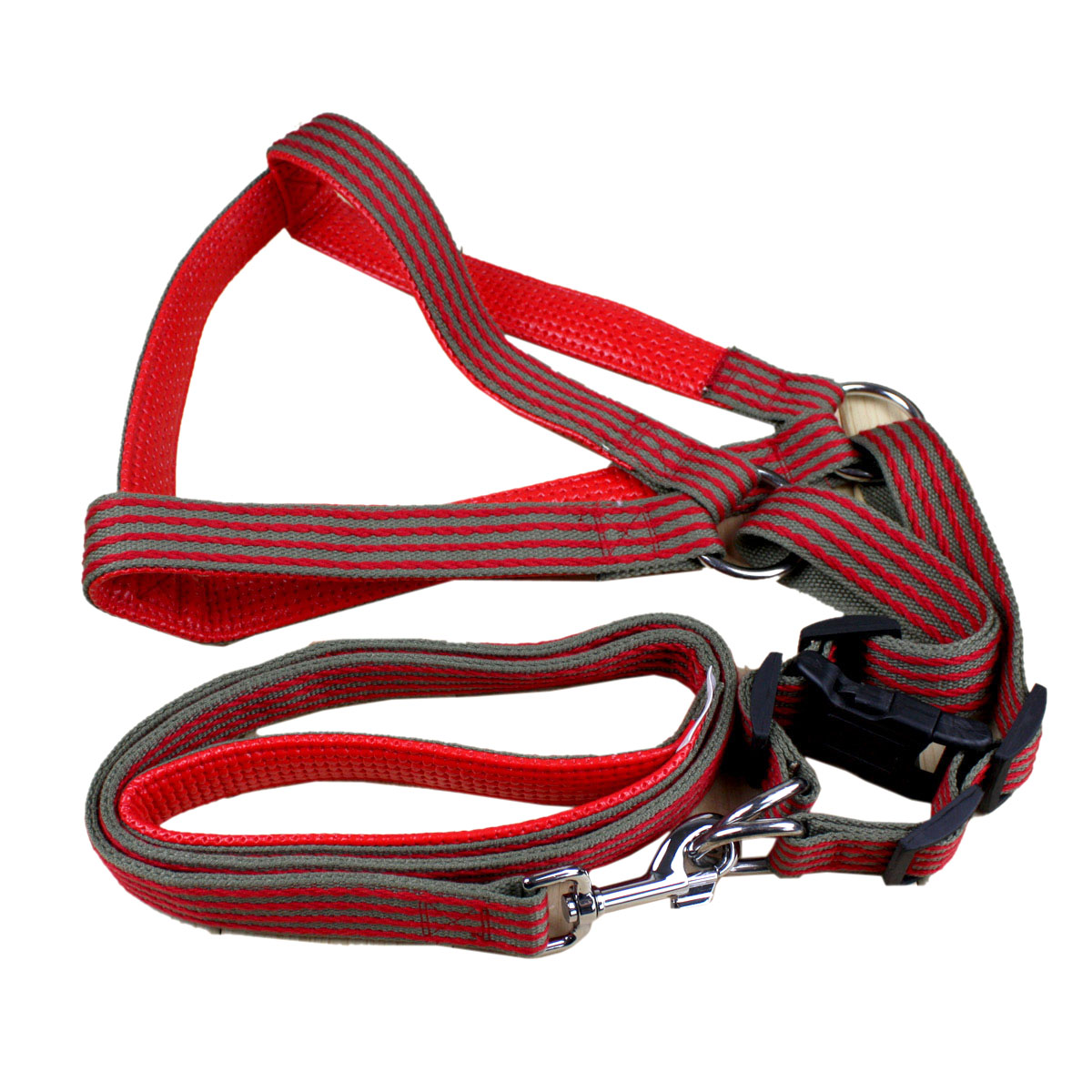 Bobo cotton foam dedicated pet harness with a large dog golden labrador dog leash belt retractor