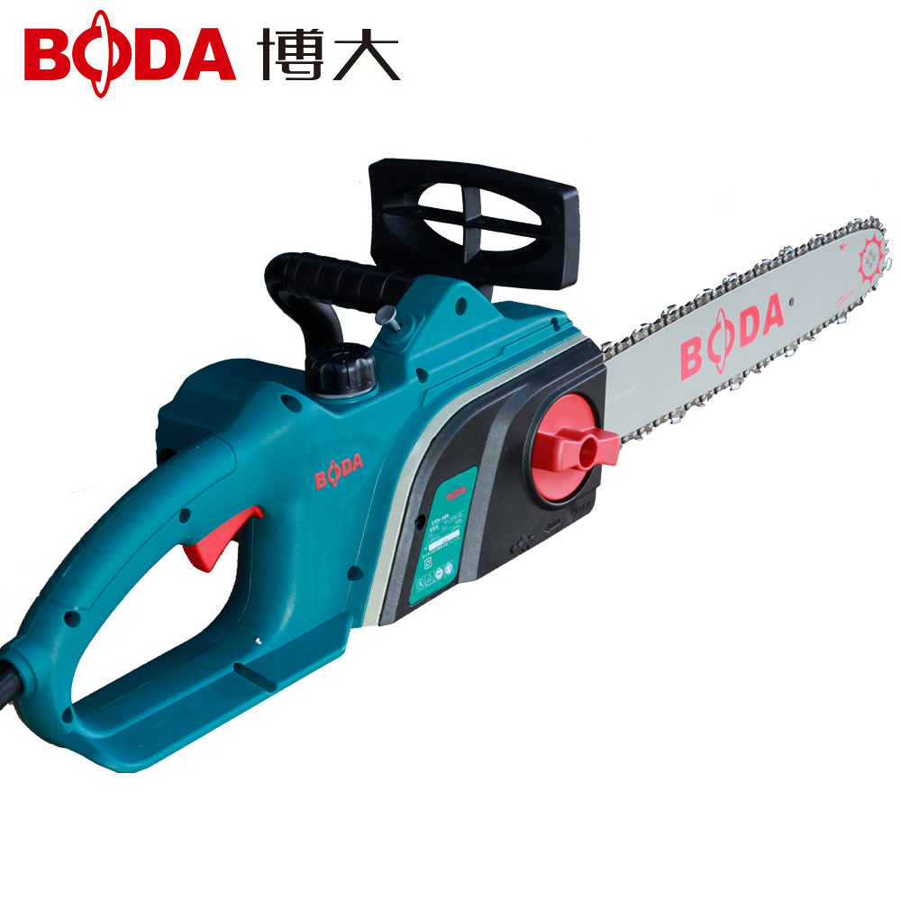 Boda cs9-405 electric power tools 16 inch electric chain saw chainsaw chain saw logging saws home woodworking saws hand made