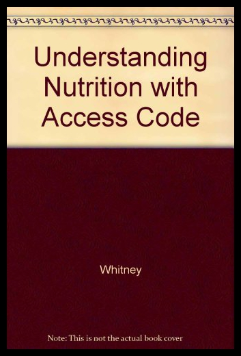 [Booking] understanding nutrition with access code