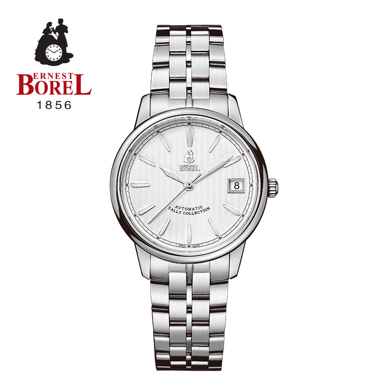 Borel ernestborel alice series watches automatic mechanical watch female form female swiss couple watch