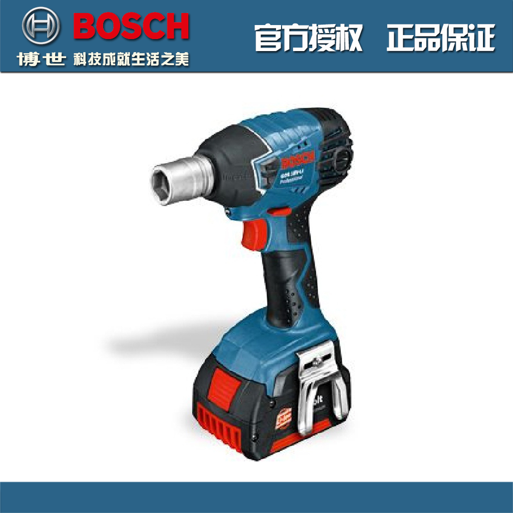 Bosch bosch lithium rechargeable power tools cordless impact wrench impact wrench air gun drill gds 18 v-li