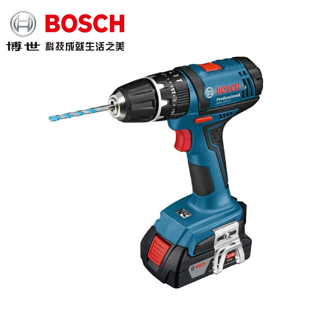 Bosch/bosch lithium rechargeable power tools impact drill gsb 18-2-li lithium drill