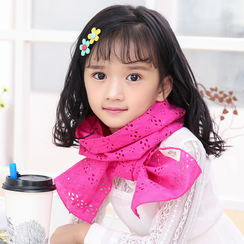 Boys cotton children's spring and autumn scarf boys and girls fall and winter scarves korean winter scarf