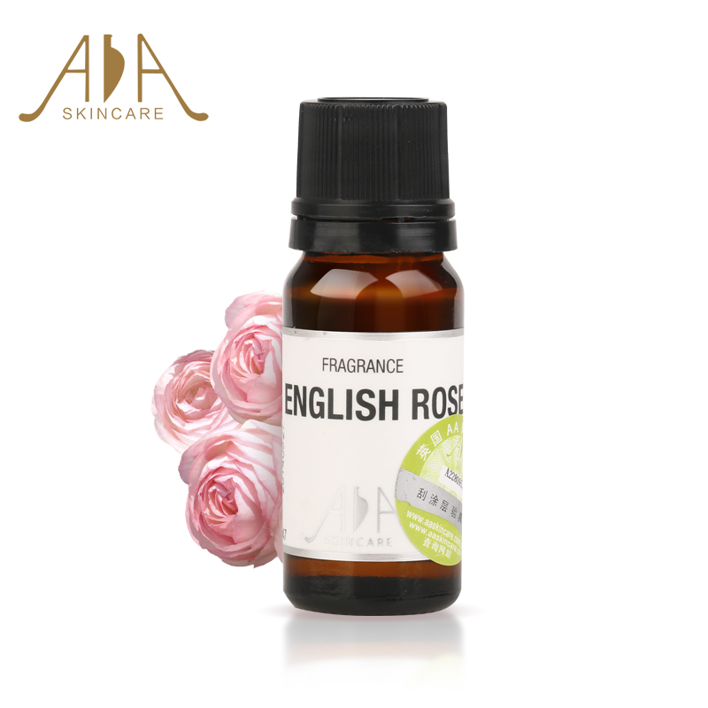 British aa network english rose aromatherapy essential oils of subdued taste fresh scent of roses