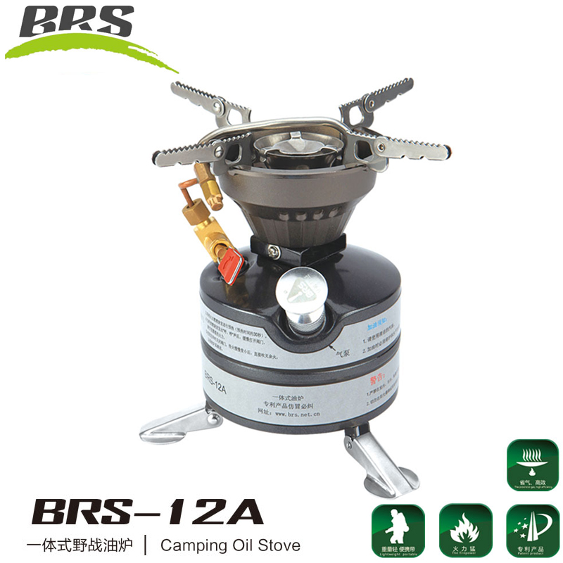 Brother brs-12a integrated field oil furnace alcohol stove oil furnace burner gas stove outdoor camping picnic stove burner gas stove