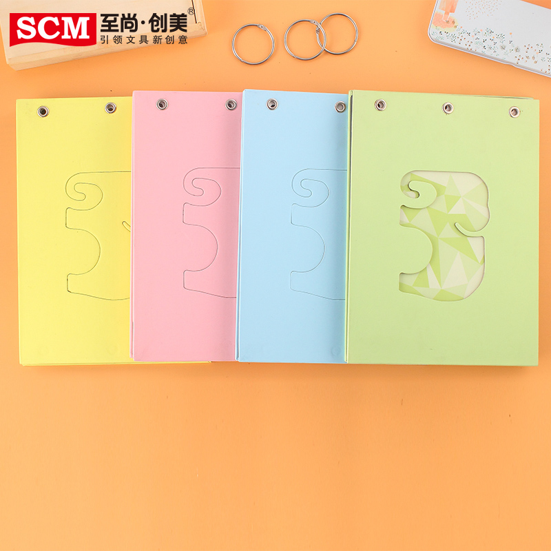 Buckle korea creative diy handmade album album this creative family photo album baby child yearbook binder