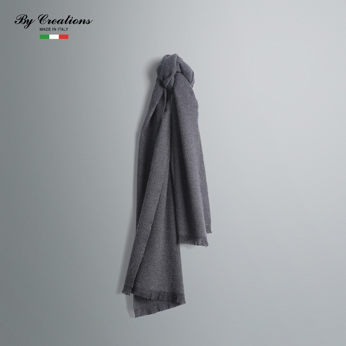 By creations imported italian cypress product wool scarf winter new men's light luxury