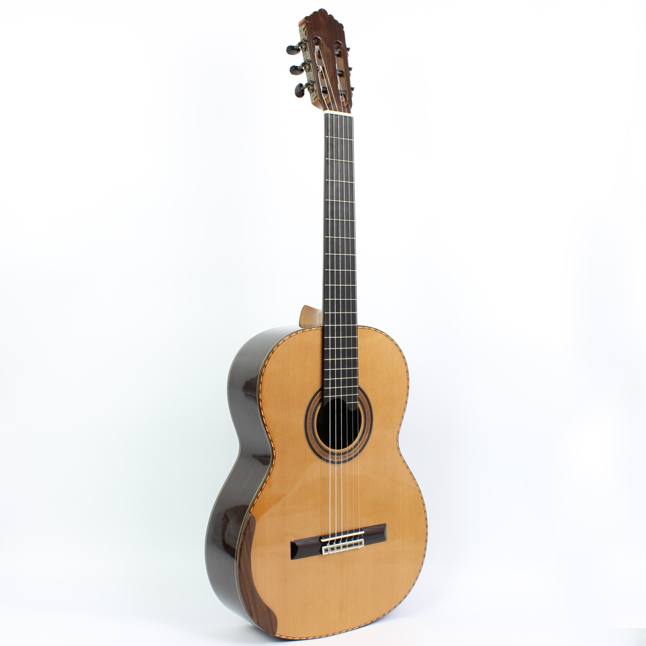 [C080 playing level flagship store] santos song toos songtoos single classical guitar