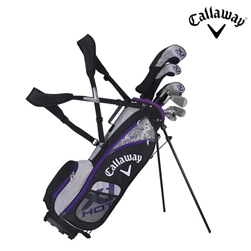 Callaway golf clubs callaway xj hot adolescent children golf club sets bar