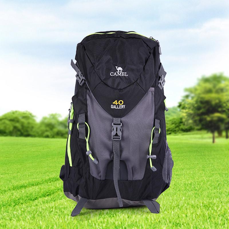 544be998c7c Get Quotations · Camel camel outdoor men and women shoulder bag travel bag  sports bag mountaineering bag large