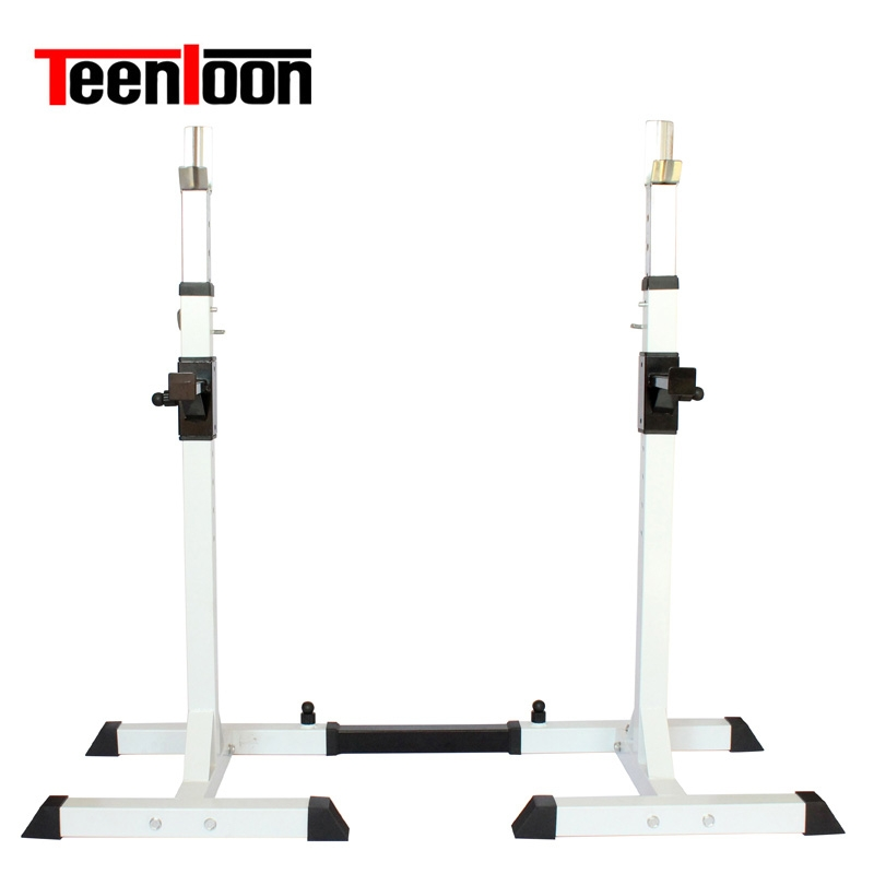 Can be adjusted separation split squat rack weightlifting rack simple rack weightlifting bed bench press rack barbell rack combination