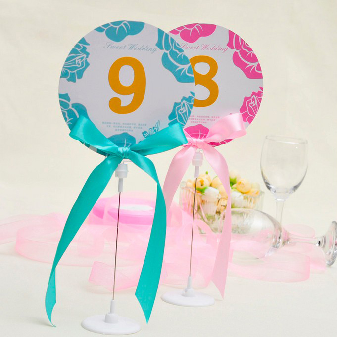 Can be customized vinyluse korean korean wedding celebration supplies creative seat card table cards taiwan card taiwan card seat was
