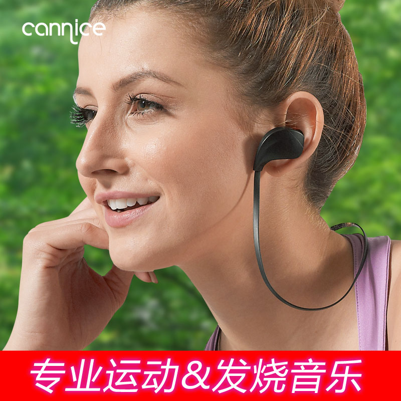 Cannice/kerner letter y1 wireless headset 4.0 mini bluetooth headset sports 4.1 running binaural