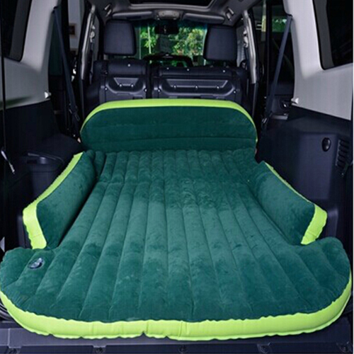 Car car car bed backline suv car travel bed car traveling by car car shock bed inflatable mattress sleep