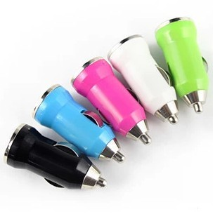 Car car phone charger usb car cigarette lighter car charger universal car charger samsung millet iphone5/4S