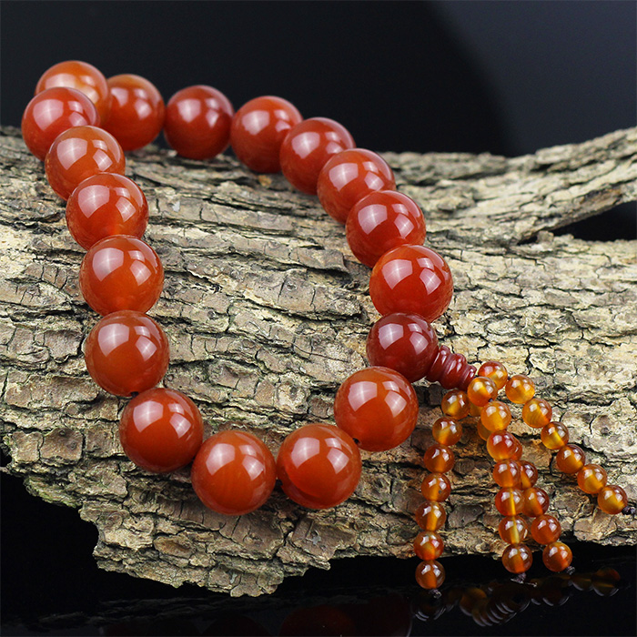 Car natural beads gear applicable byd f3 f6 g3 s6 e6 s7 flax agates