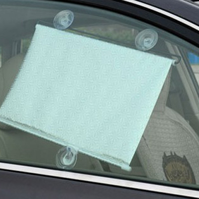 Car sun shade sun block dark mat car luxury automatic retractable sunshade car curtain