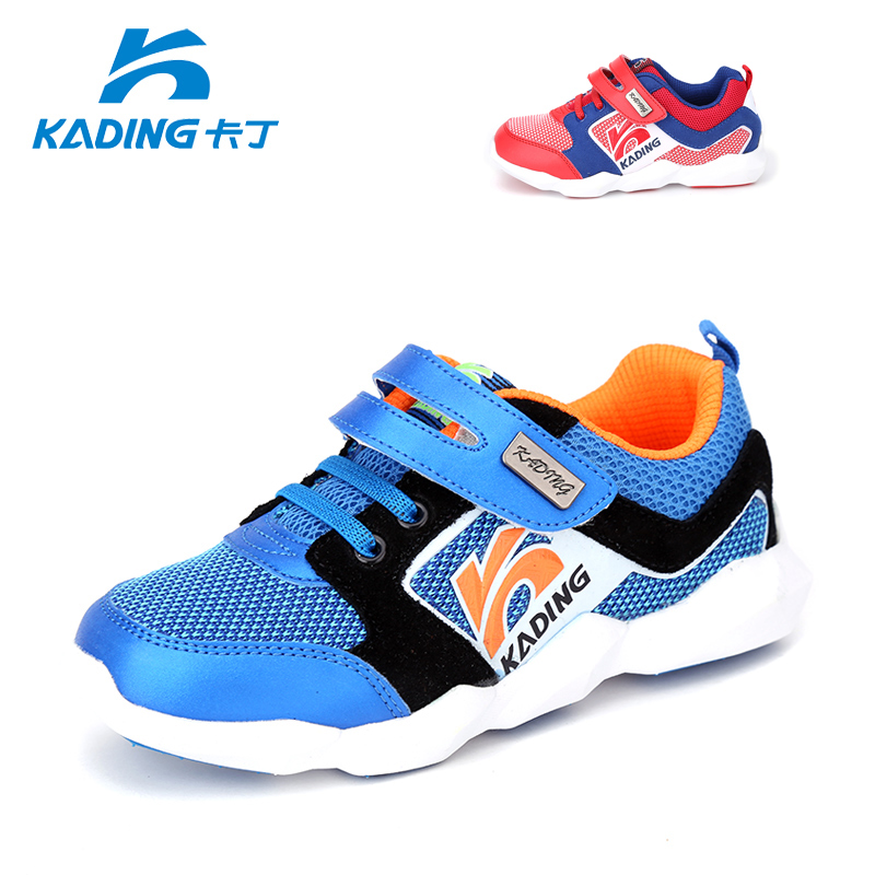 Cardin shoes 2016 spring new boy night—say-10 years of age in children casual sports shoes breathable lightweight running shoes
