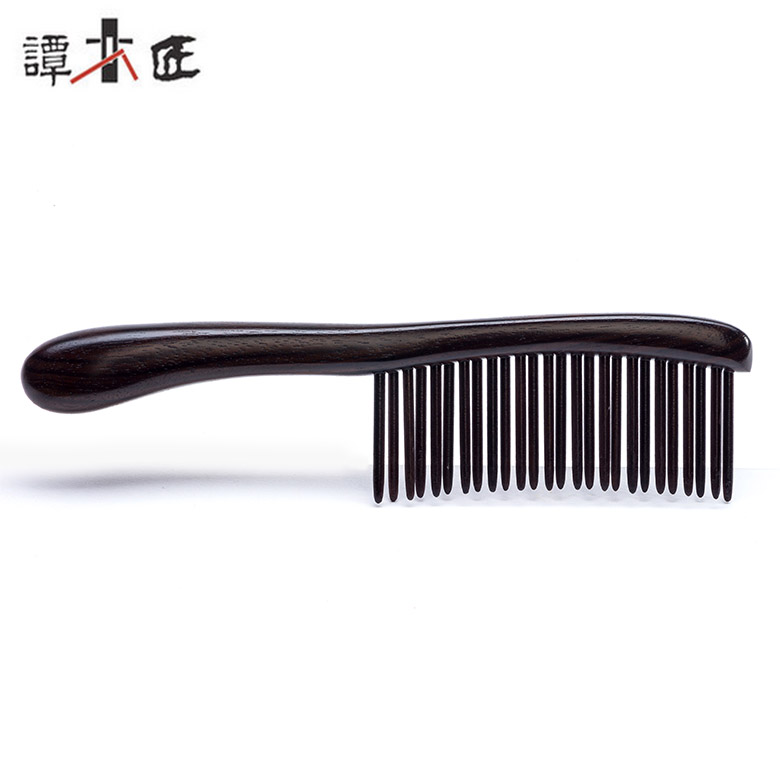 Carpenter tan gift slotting het 3-14 volume comb wooden comb creative birthday gift to send girls
