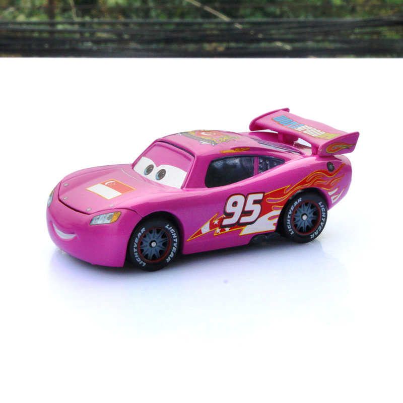 Cars alloy car model country version singapore mcqueen no. 95 children's toy car cars collection