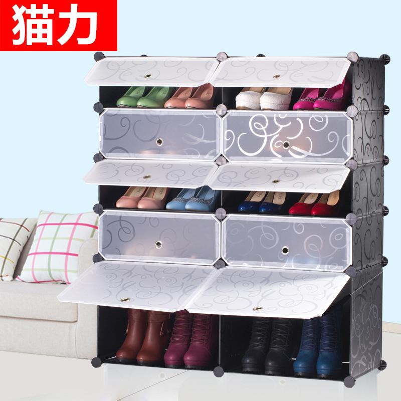 get quotations cats force combination of simple modern minimalist shoe shoe cabinet dust shoe shoe shoe plastic shoe