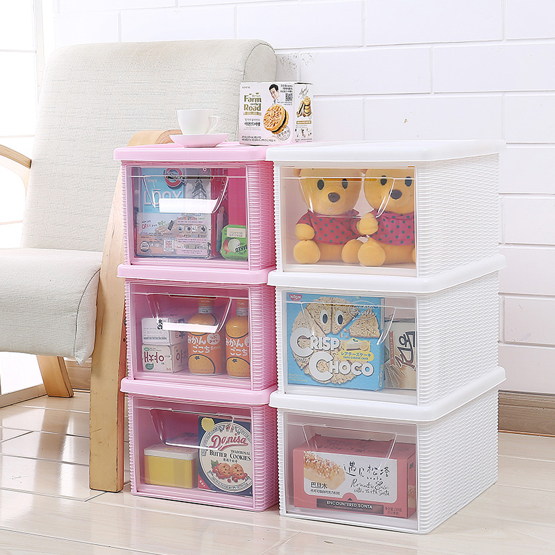 Caught plastic storage cabinet mobile cabinet cabinet drawer storage cabinets lockers finishing cabinet combination crevice crevice narrow cabinet