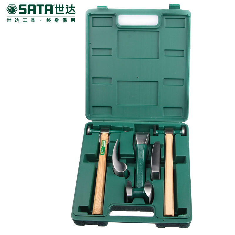 Cedel sata hardware tool set auto repair tool kit 6 sets of automotive sheet metal 09152
