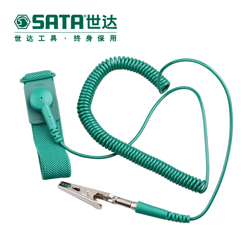 Cedel sata hardware tools antistatic wrist strap antistatic wrist strap measuring instruments 03310