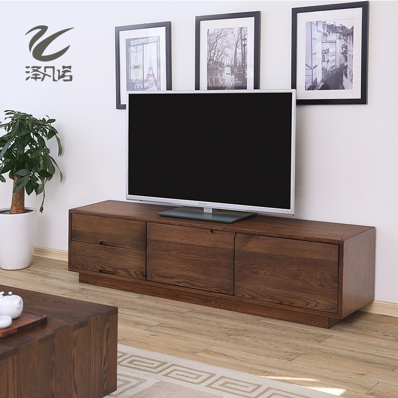 China Oak Tv Cabinets
