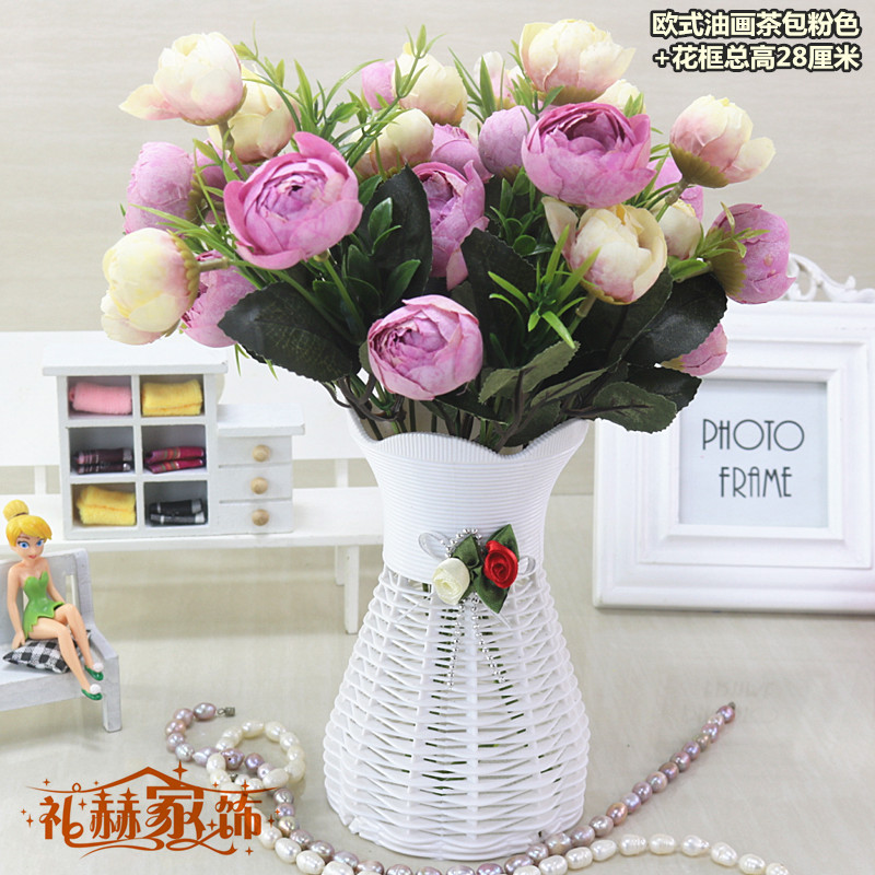 China cheap flower shops china cheap flower shops shopping guide at get quotations cheap european indoor artificial flowers artificial flowers decorative flowers suit the living room coffee table dining mightylinksfo