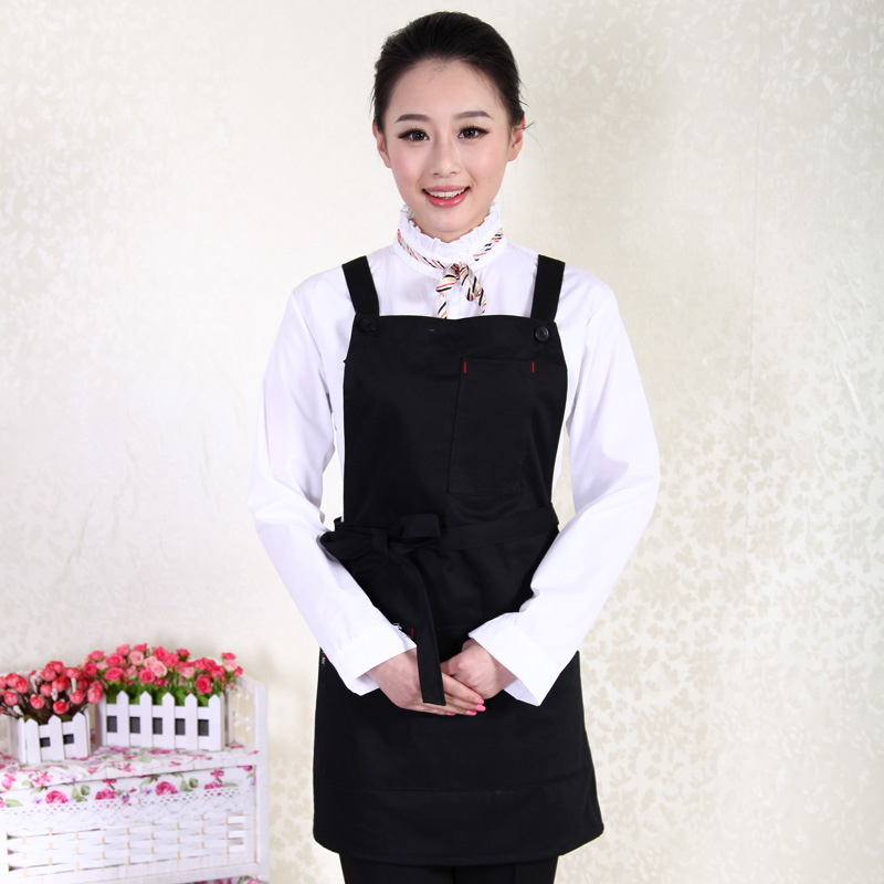 Chef service hotel pastry chef apron aprons aprons korean fashion home cafe waiter aprons aprons