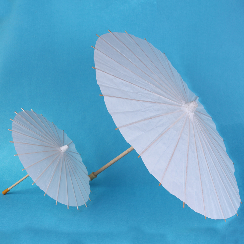 Chen tao painted white umbrella umbrella umbrella painting diy painted craft umbrella umbrella white umbrella tung not brush large trumpet
