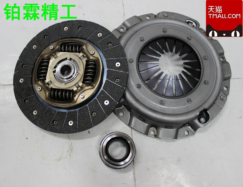 Chevrolet lova platinum lin clutch assembly pressure plate clutch plate clutch release bearing three sets