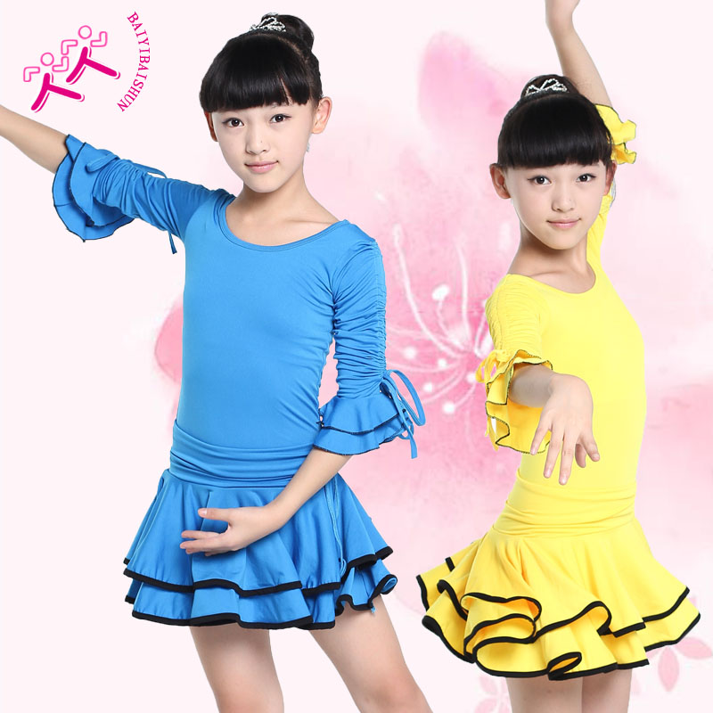 Children latin dance clothing girls latin dance latin dance skirts latin dance clothes children's latin dance latin dance costume clothes and children's dance clothing