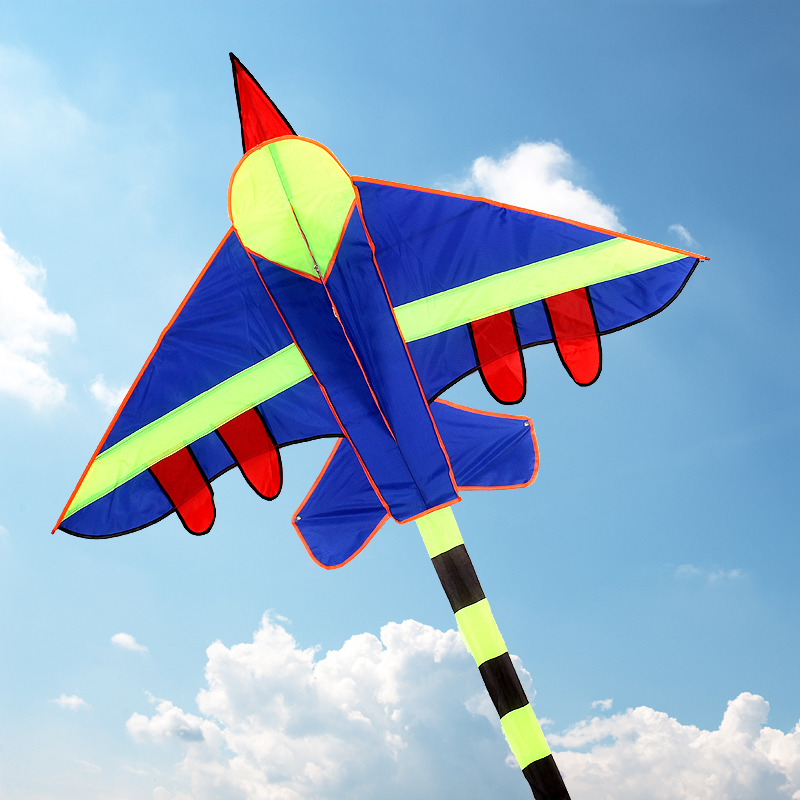 Children's cartoon kite kite kite fighter aircraft heng jiang weifang kite kite kite reel new models