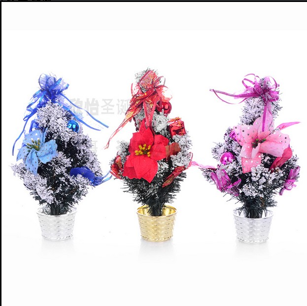 Christmas flowers potted christmas red christmas flowers potted artificial flowers silk flower artificial flowers decorative furnishings