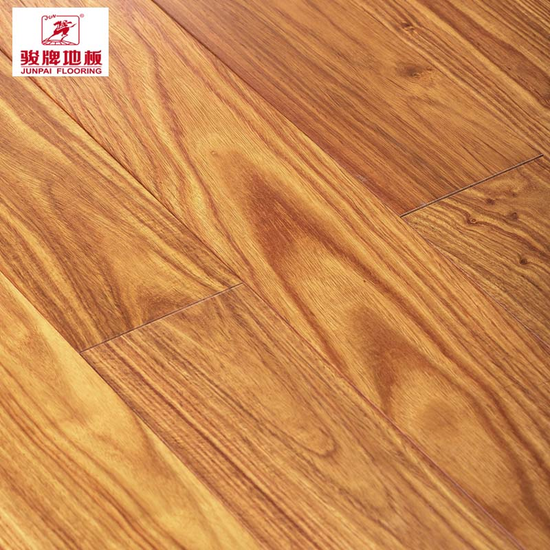 Chun brand high environmental multilayer parquet asian pear wood flooring to warm geothermal dedicated floor 15mm