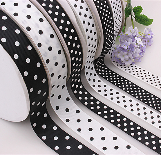 Classic black and white thread with handmade hair accessories diy handmade children's hair accessories children bow headdress hair accessories material