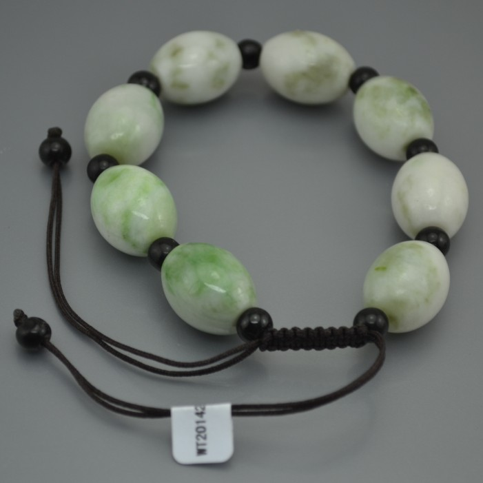 Get Quotations Companion Maize Natural Dushan Jade Bracelet Bead Mens Bracelets Send Certificates